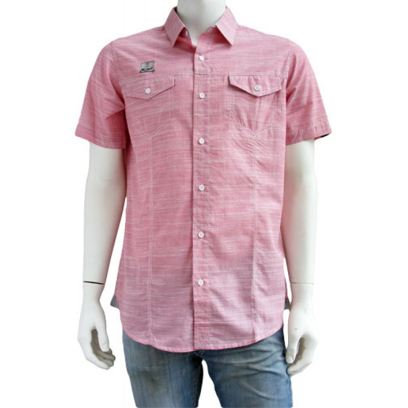 Estilo Clothing Turntable Short Sleeve Button Up Shirt